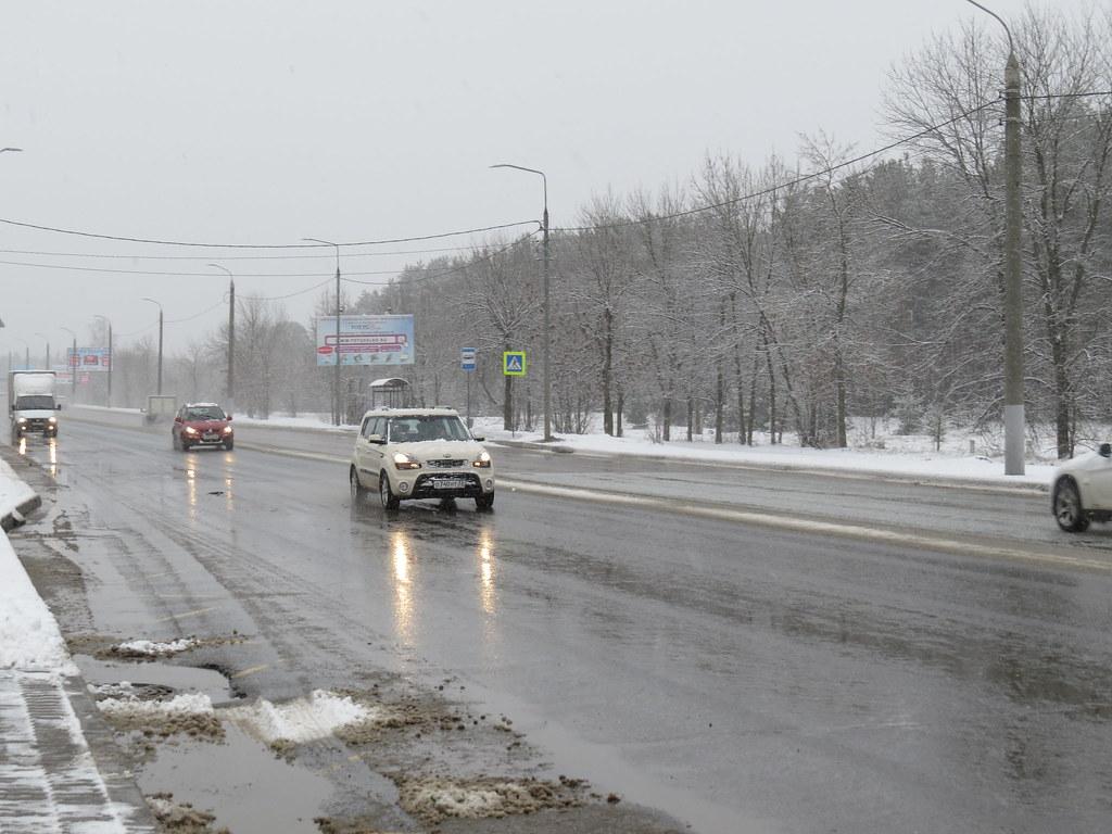 Судогодское шоссе