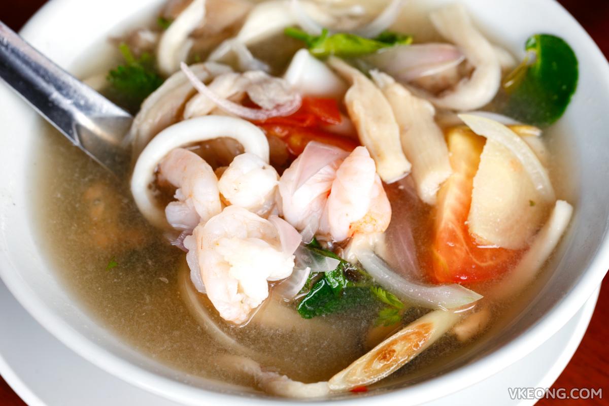 Go Thai SS2 Seafood Tom Yum Nam Sai