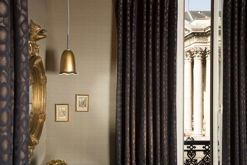 Hotel les Dames du Panthéon, Paris **** book on our website for the best rate guaranteed and a free welcome drink when you arrive!