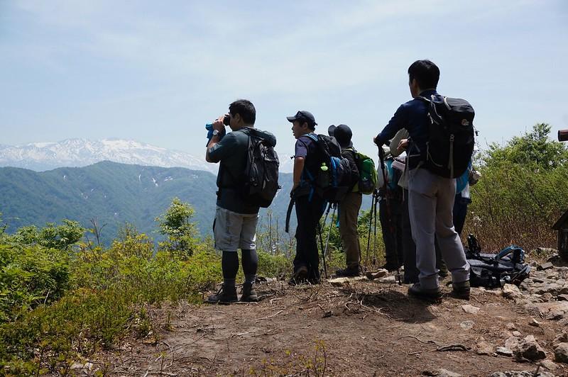 """Attack to the Mt, """"SUZUGADAKE"""""""