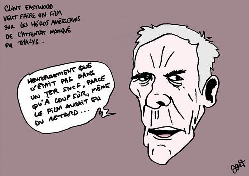 22_Clint Eastwood Thalys