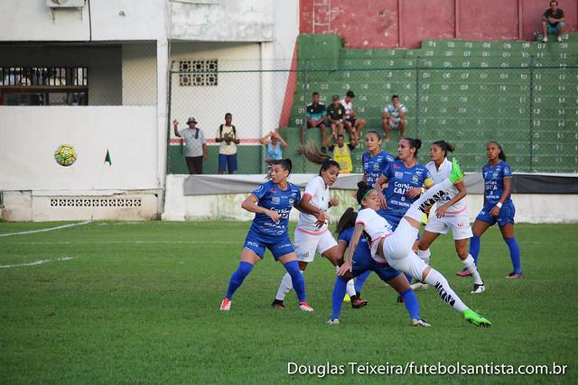 Santos 4 x 1 São José EC