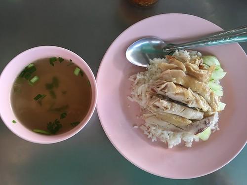 Thai food lunch