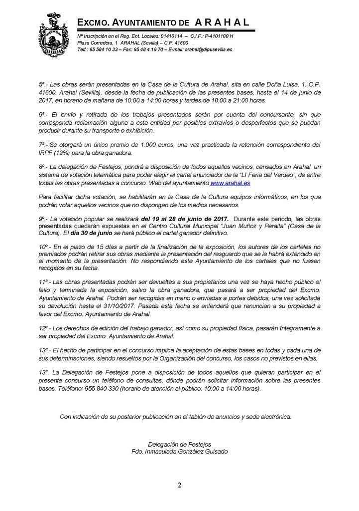 AionSur 33582198214_dbc87f6b12_b_d El Ayuntamiento publica las bases para el concurso del cartel de Feria Arahal Feria de La Tapa