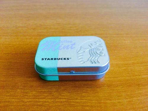 スタバのアフターコーヒーミント