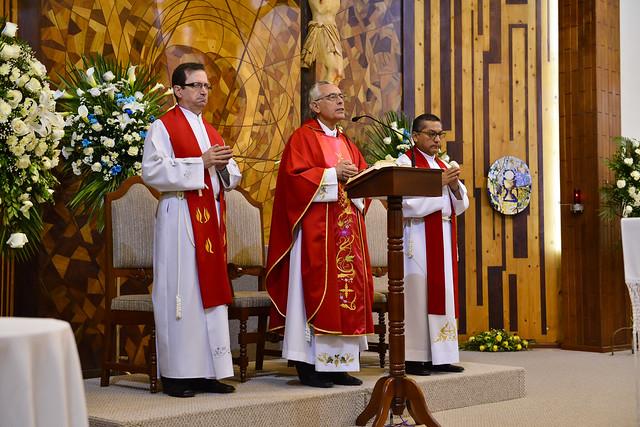 Eucaristía por el 46 Aniversario de la UTPL