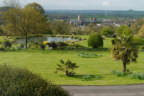 View from Stoberry House
