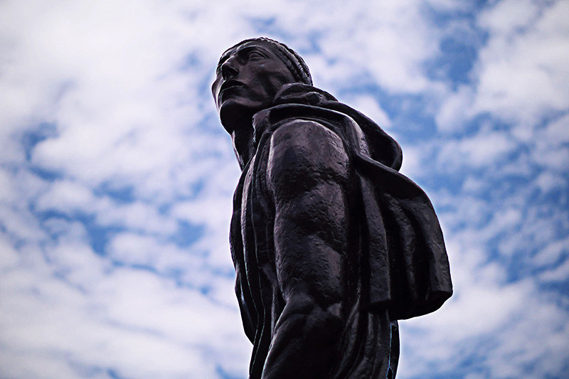 彫刻の森美術館の横尾忠則展