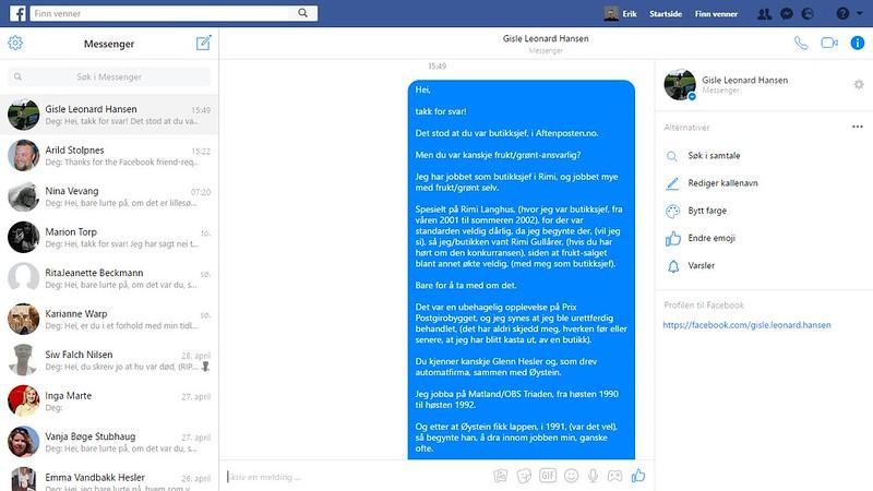 facebook gisle 2
