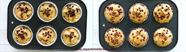 whole wheat muffins 5
