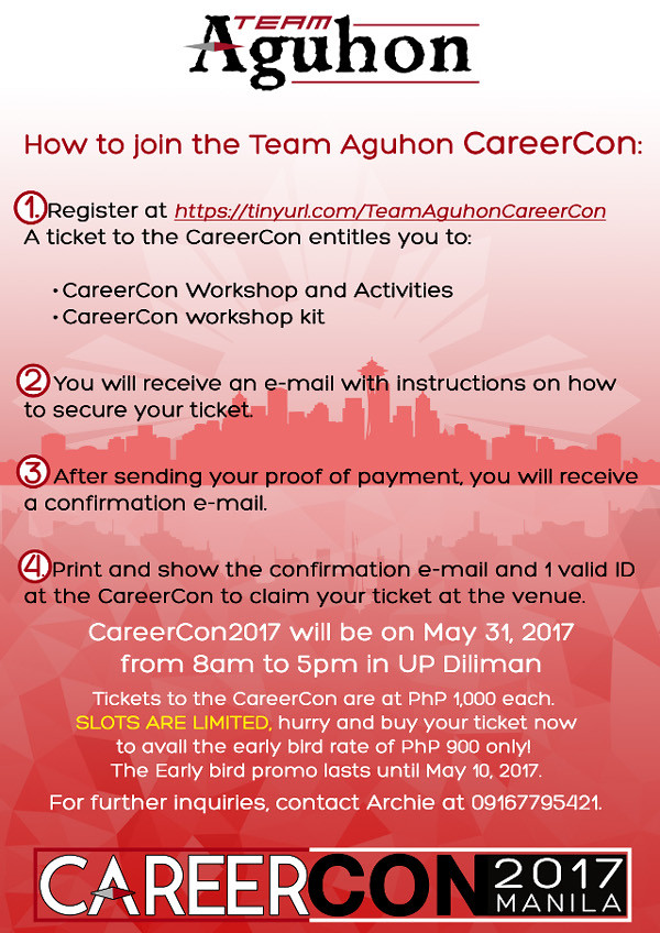 how to join careerCOn