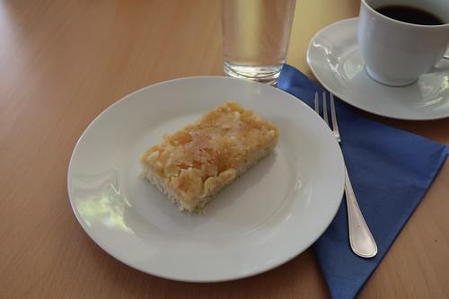 Eichsfelder Zuckerkuchen (bei einem Arbeitstreffen in Göttingen)