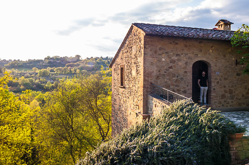Our apartment in Montepulciano | by @yakobusan Jakob Montrasio