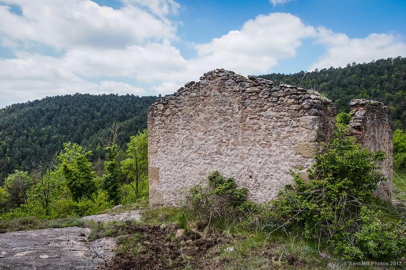 Ruinas de la Roca Romaní