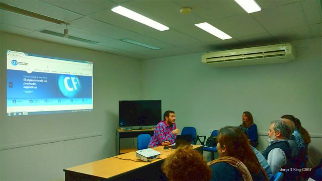 """CFI  portal institucional y Biblioteca Virtual """"Manuel Belgrano"""""""