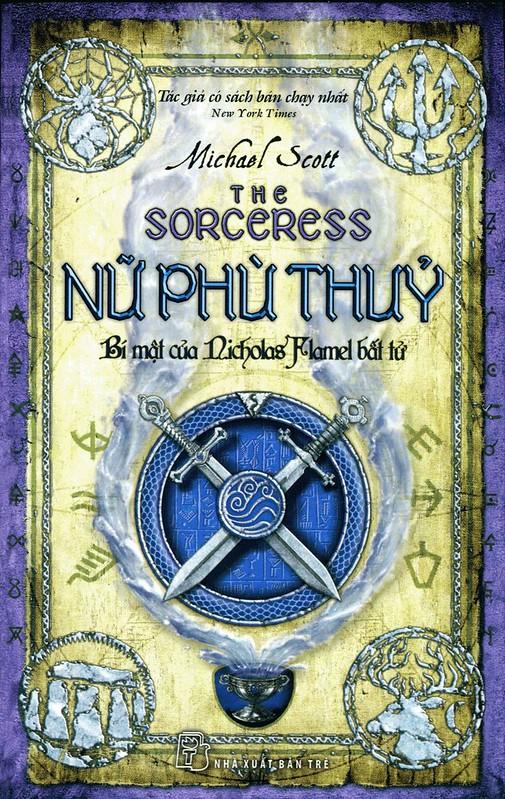 Bí Mật Của Nicholas Flamel Bất Tử - Michael Scott