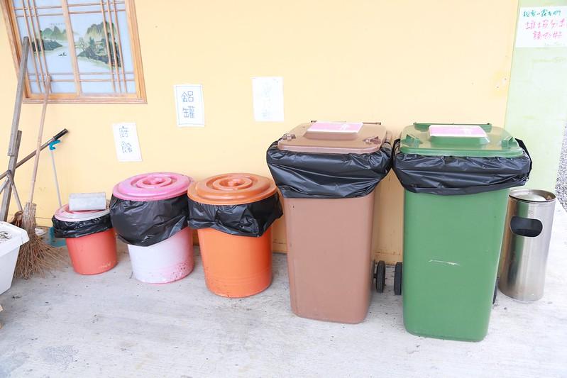 垃圾分類區