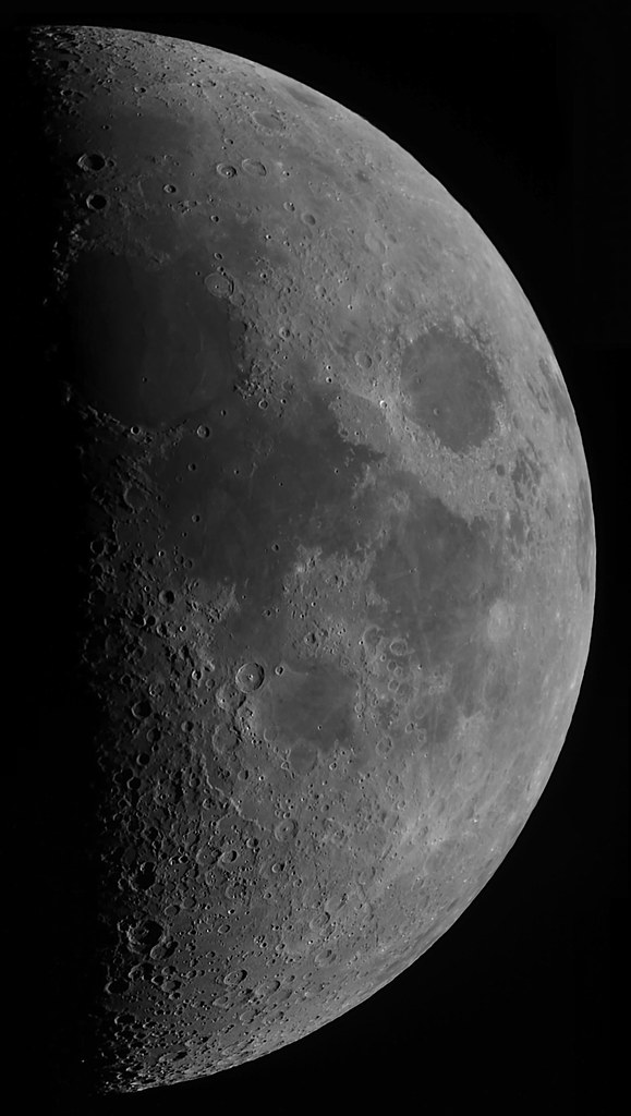 Moon 2nd May 2017 DSLR version