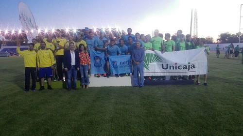 AionSur 34398365721_d7a9a0c459_d Tres arahalenses suben al podio en el Andaluz de clubes de 1ª División Atletismo Deportes
