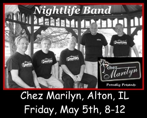 Nightlife Band 5-5-17