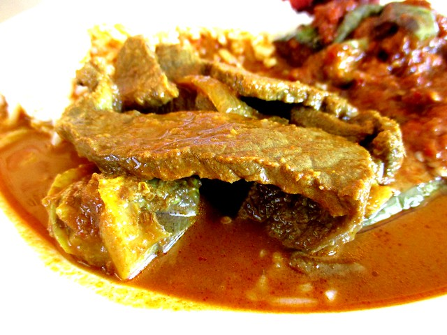 Sri Pelita beef curry
