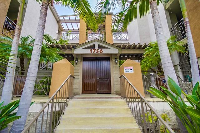 1756 Essex Street #304, Hillcrest, San Diego, CA 92103