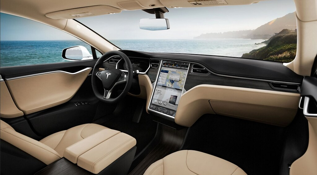 Tesla-interiors