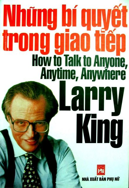 Những Bí Quyết Trong Giao Tiếp - Larry King.