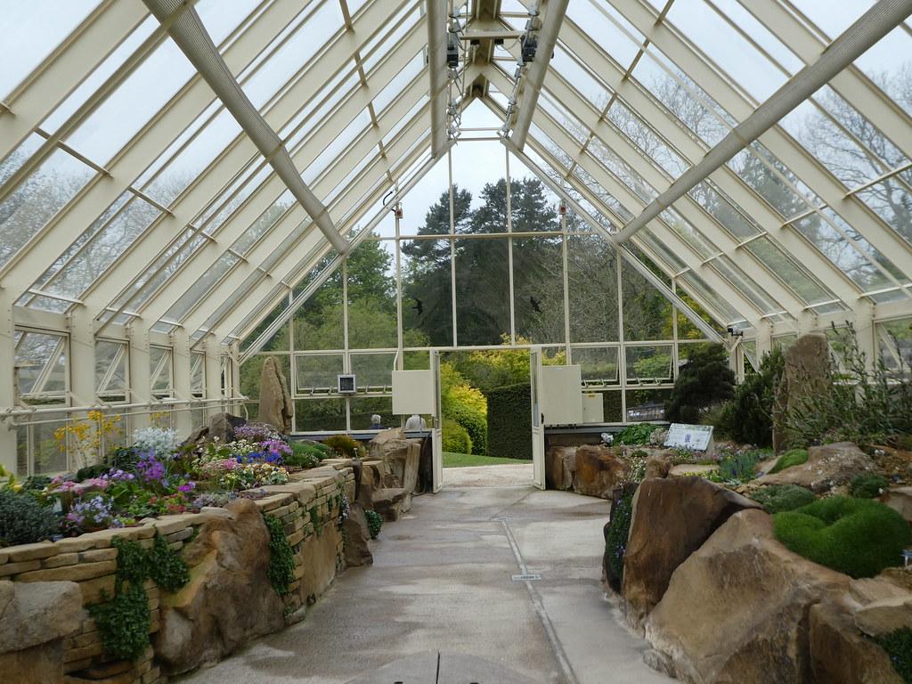 Alpine House, Harlow Carr Garden