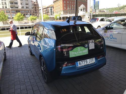 IX Eco Rallye Vasco Navarro