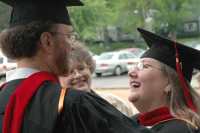 Debbie's Graduation