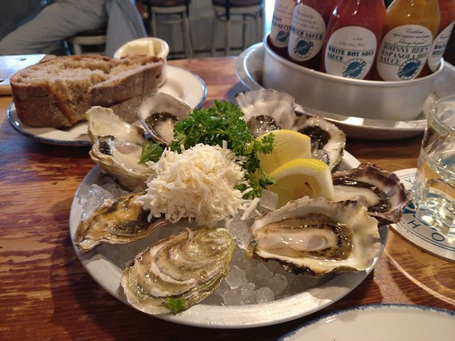 Half Dozen Local Oysters