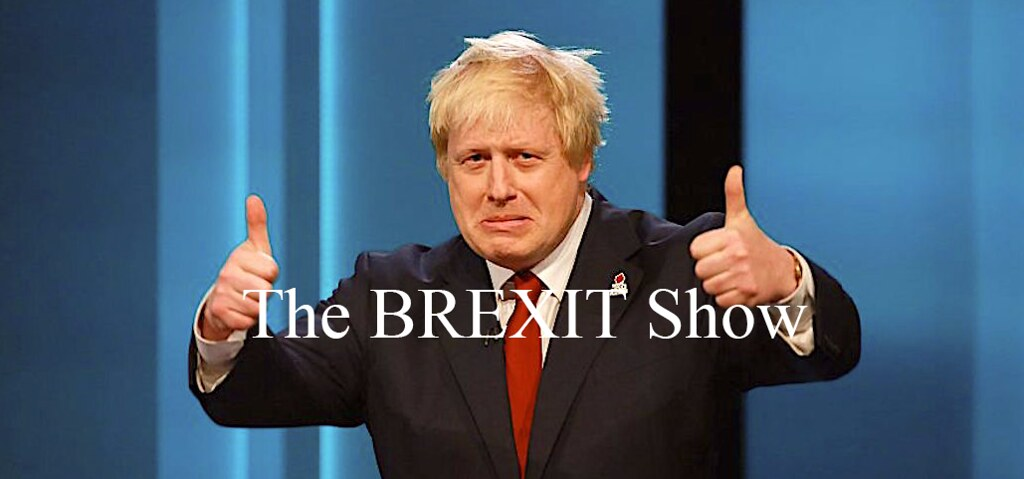 [BREXIT SHOW] READY, SET, GO!