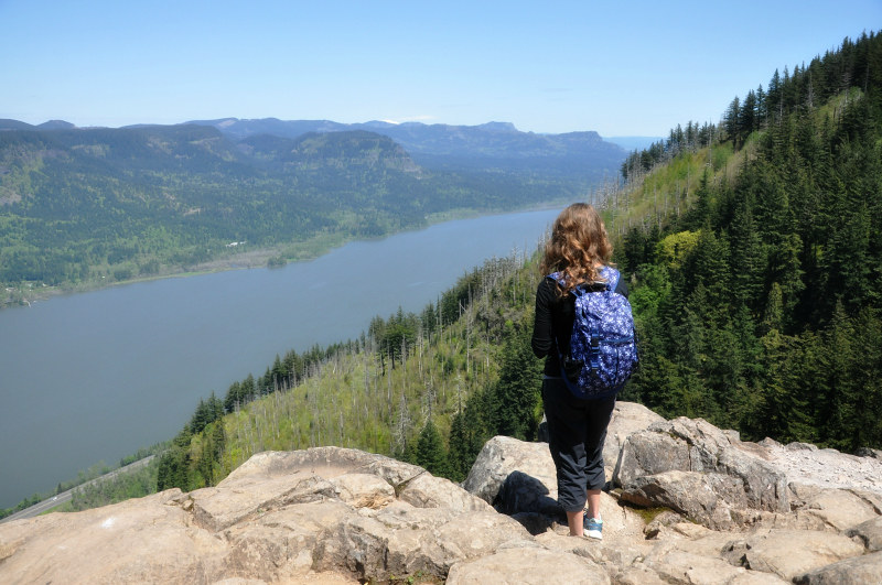 Angel's Rest, Columbia Gorge @ Mt. Hope Chronicles
