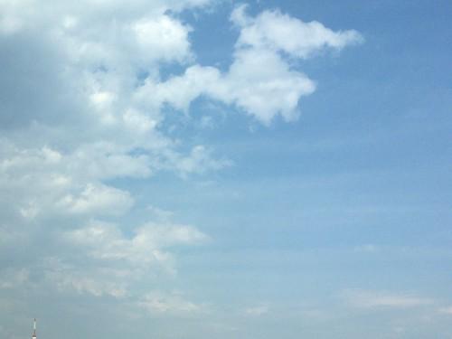 空と雲 2017.5.11