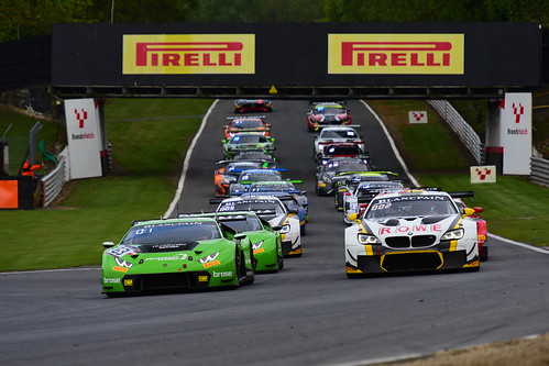 Blancpain GT Series Sprint Cup, Brands Hatch 2017