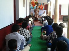 Karyapaddhati Workshop in Jharagram
