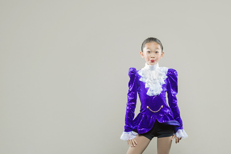 Kayla Ice Skating Prince Theme