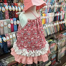 可愛童趣小洋裝