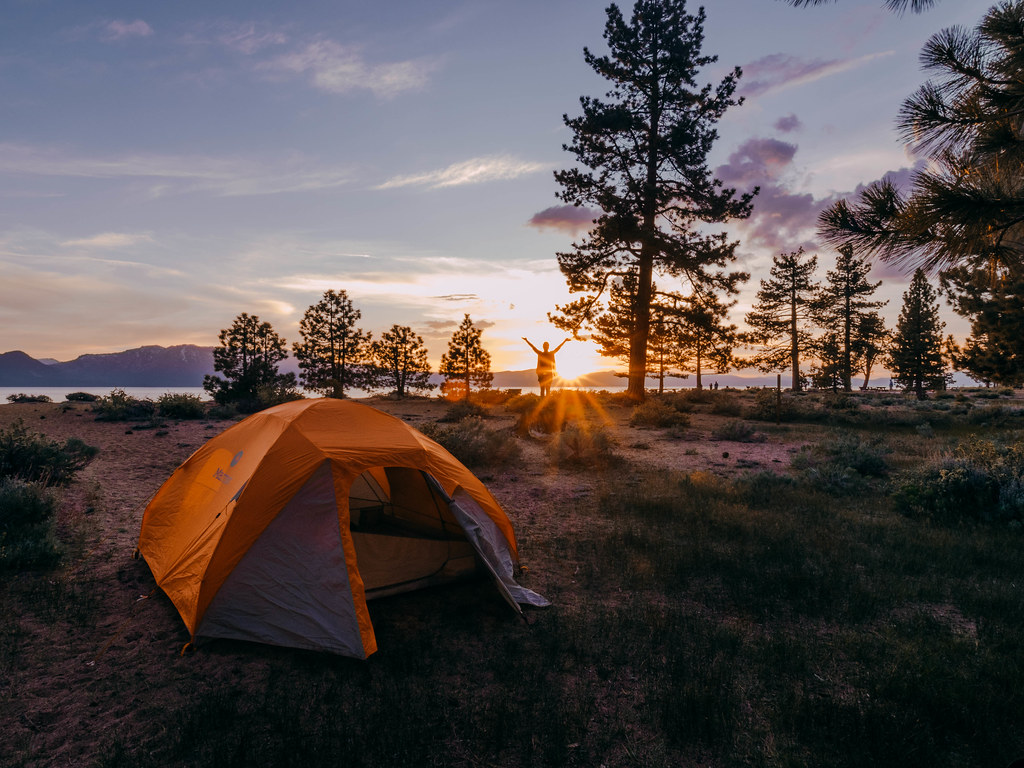 Lake Tahoe Camping-42