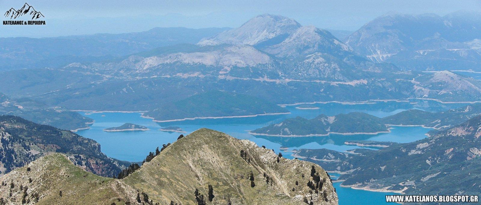 τεμπλα χελιδονας ευρυτανιας λιμνη κρεμαστων απο χελιδονα