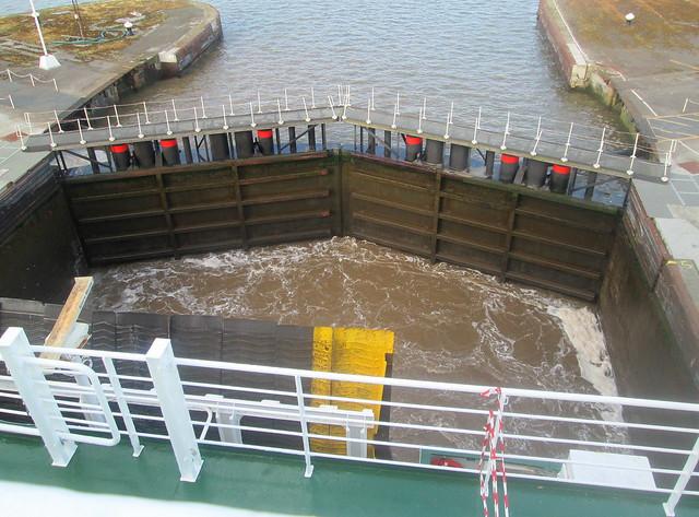 Hull sea lock 3