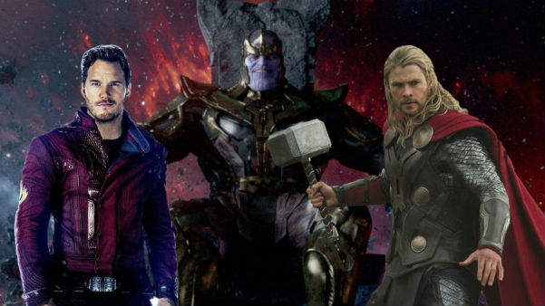Avengers: Infinity War out in 2018