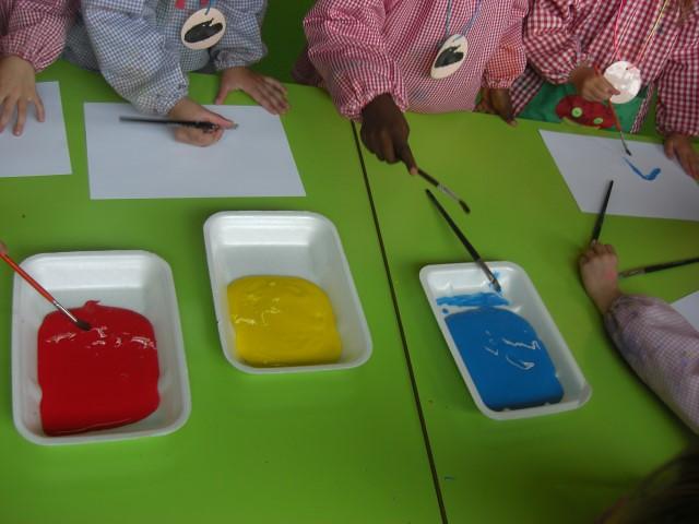 P4B parades experimentacio pintura