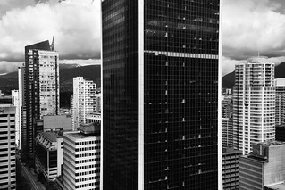 Vancouver Cityscapes 16 B&W | by C.M. Keiner