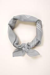 Seasalt Sailor Square neck scarf, grey