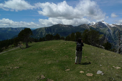 The Pyrenees - Torla, Spain