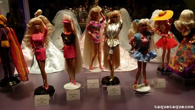 Barbies de 1990s