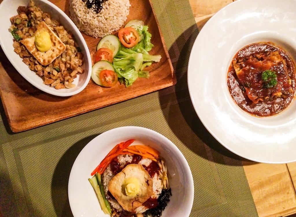 Lunhaw Vegan Cafe, Cebu-5