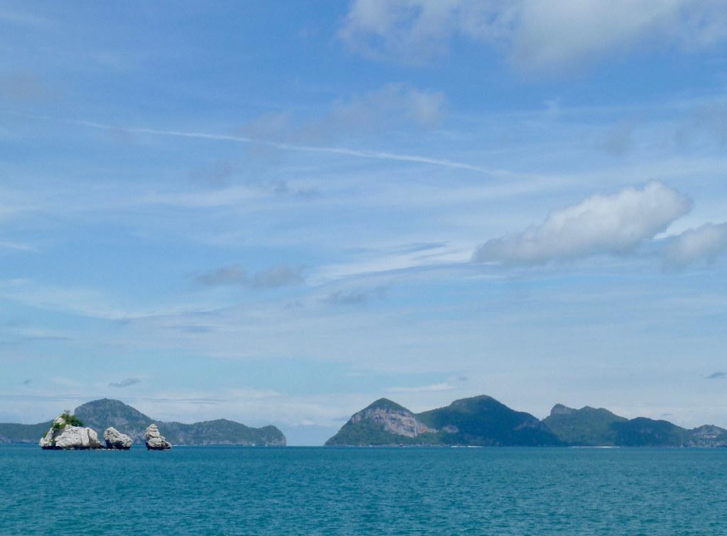 Mu Ko Ang Thong National Marine Park, Thailand